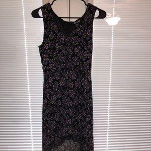3d7f3134b446 Hot Topic Dresses   Practice Safe Hex Long Sleeve T Shirt Dress ...